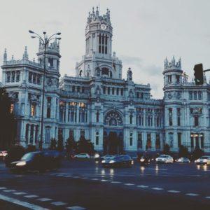 Plaza de Cibeles (foto de Viaje al Sol)