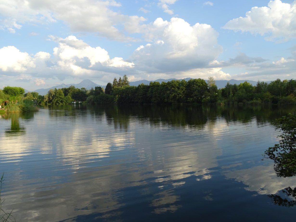 Lago San Leonharder en Villach en Austria (Foto de Viaje al Sol)