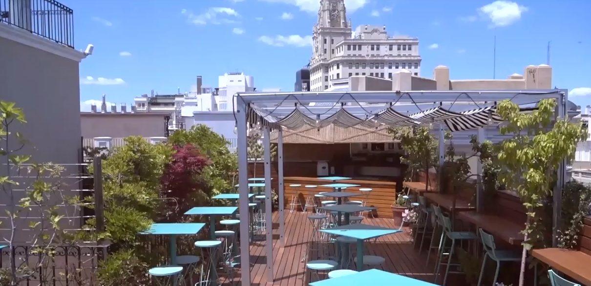 Los Hoteles De Madrid Abren Sus Terrazas Jardines Y